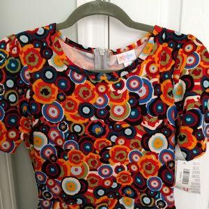 NWT Lularoe Amelia Dress S